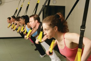 The Advanced TRX Fitness class is for those who are looking for more strength and power